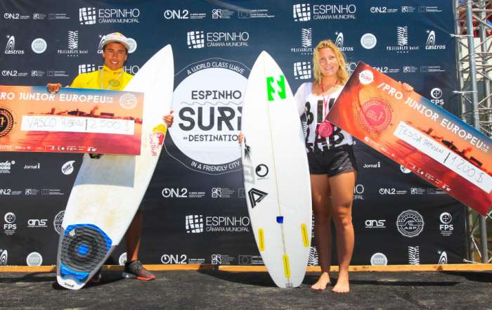 European Pro Junior takes place in Espinho