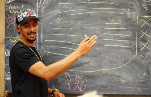 Eduardo Ribeiro - Head Coach Surfivor Surf Camp Esmoriz