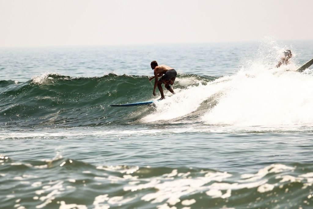 Surf lessons for advanced surfers to finetune your skills