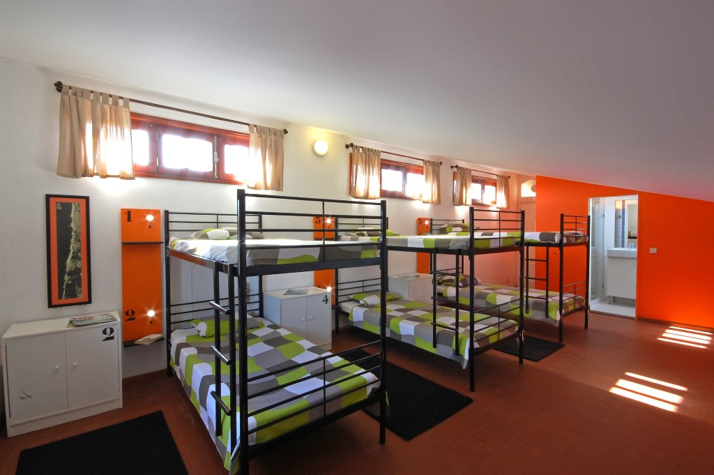 Dorm im Surf Camp Esmoriz