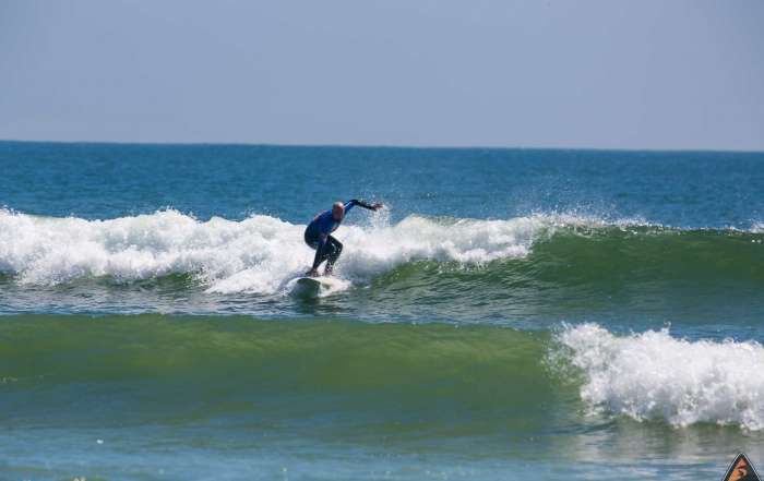 Green Wave Surfing