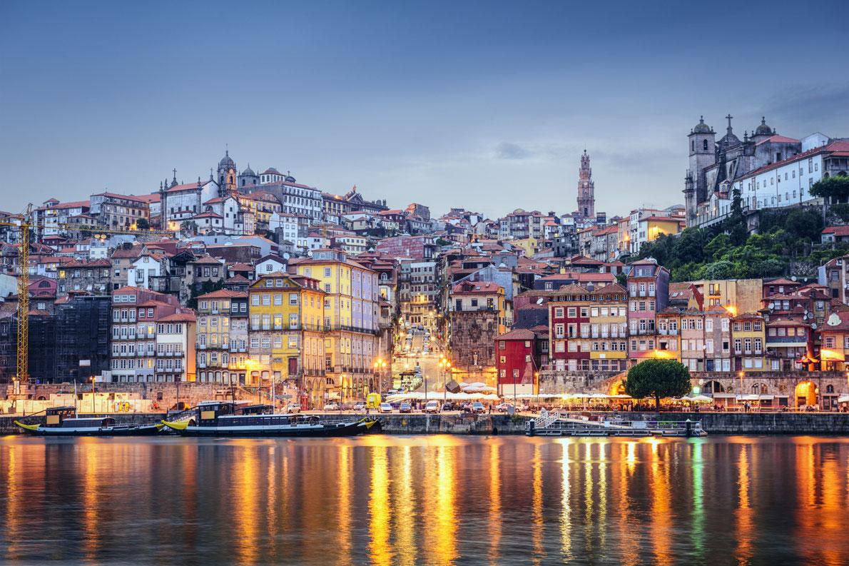 New year Porto