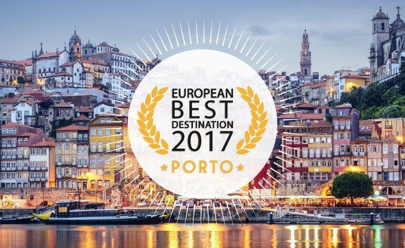 Porto best European destination