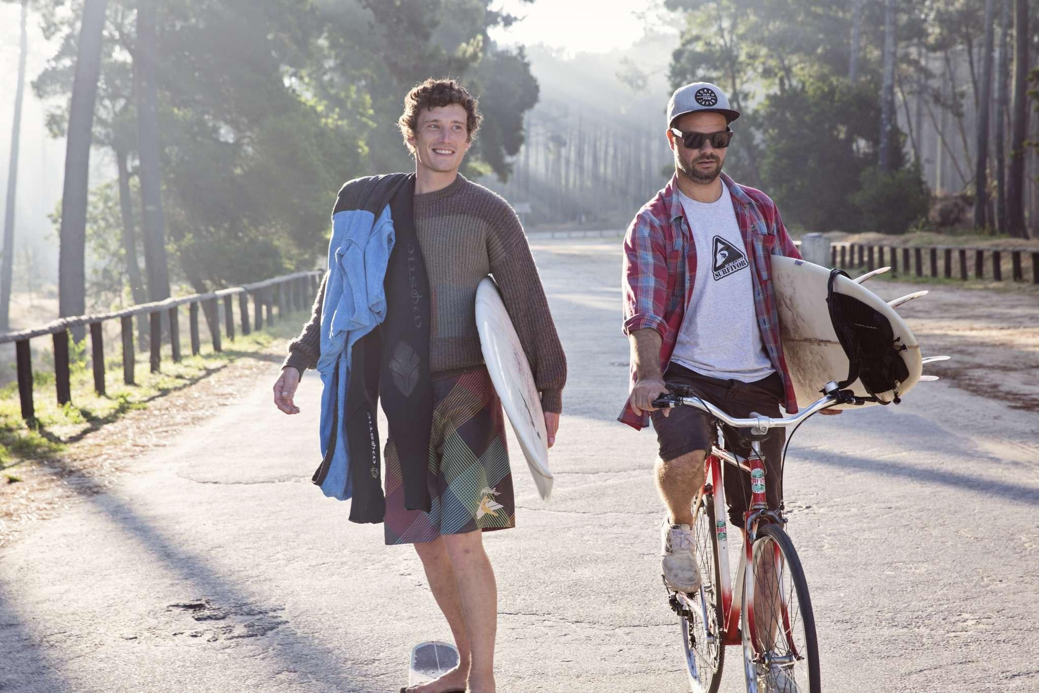 Sunrise Trip Maceda Bicycle Skate