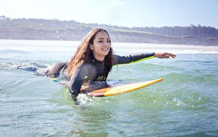 Surf Girl Maceda Paddle