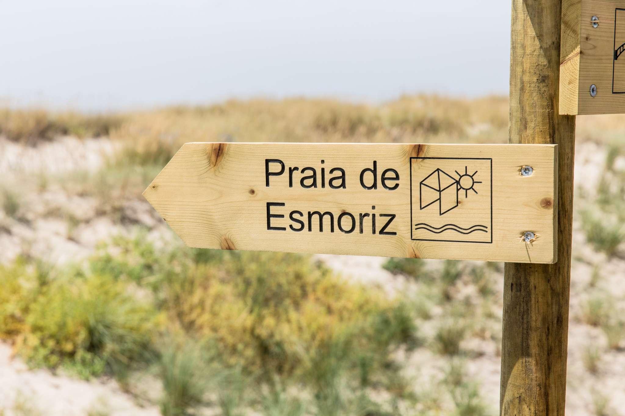 Esmoriz Beach