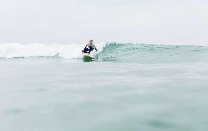 Surf Coach Water Wave