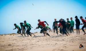 Surfivor Beach Run