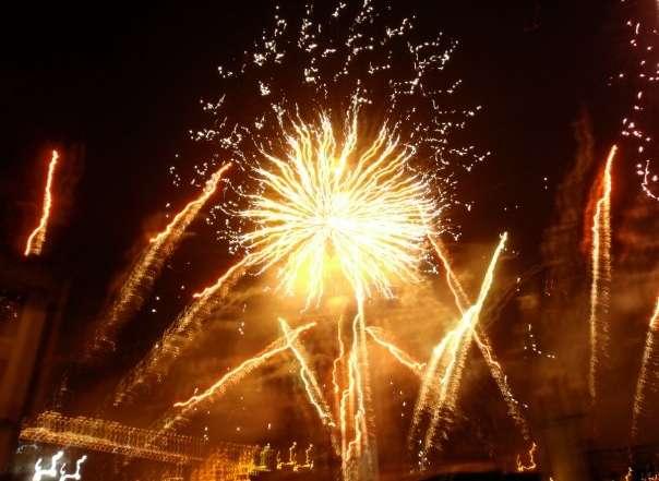 Fireworks Porto