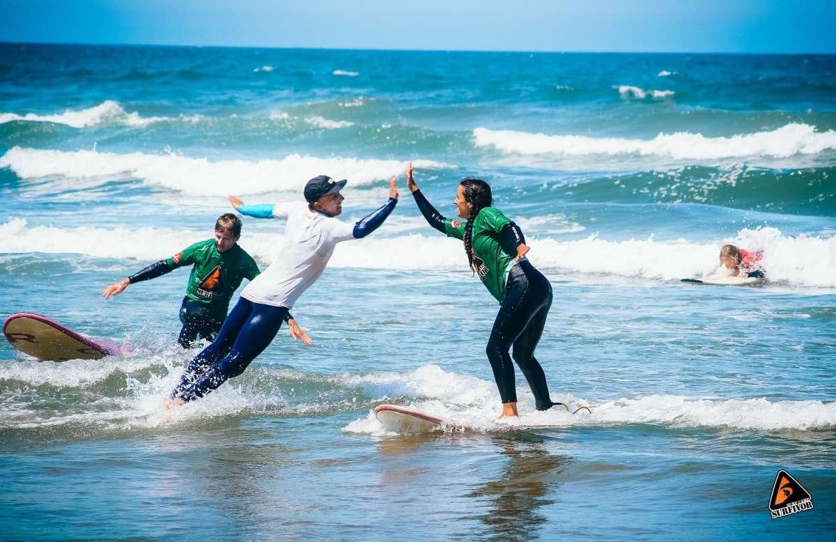 Surf Coach High Five