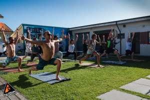 yoga Surf Hostel Porto