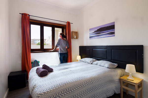 Double Room Surf Hostel Esmoriz