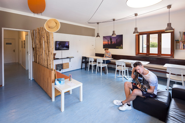 Lounge Surf Hostel Esmoriz