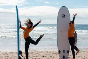 Surf Girls Fun