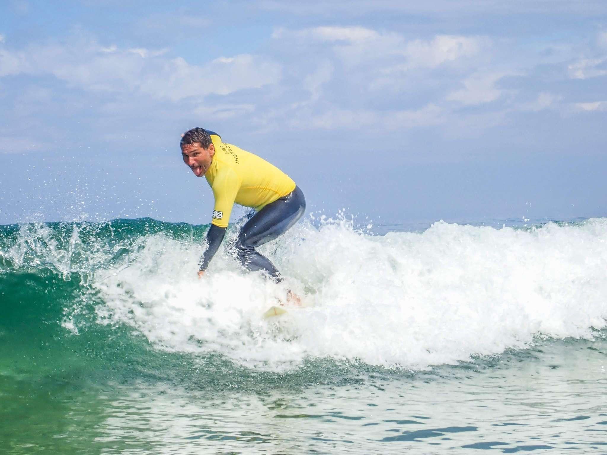 Surf Coach Porto