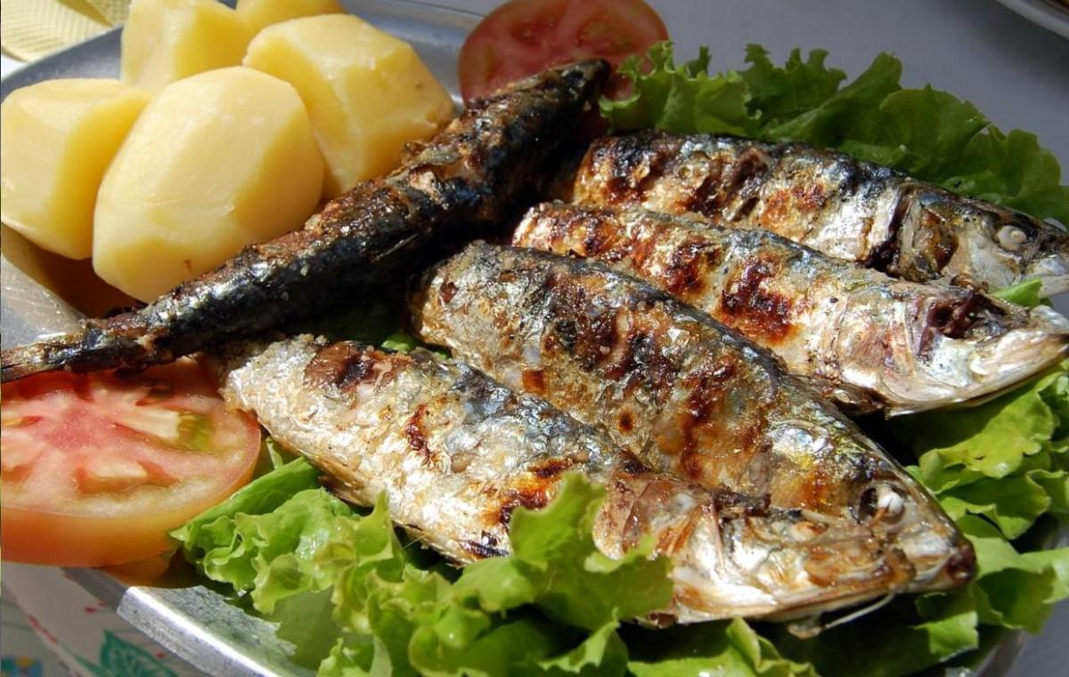 sardinhas-assadas