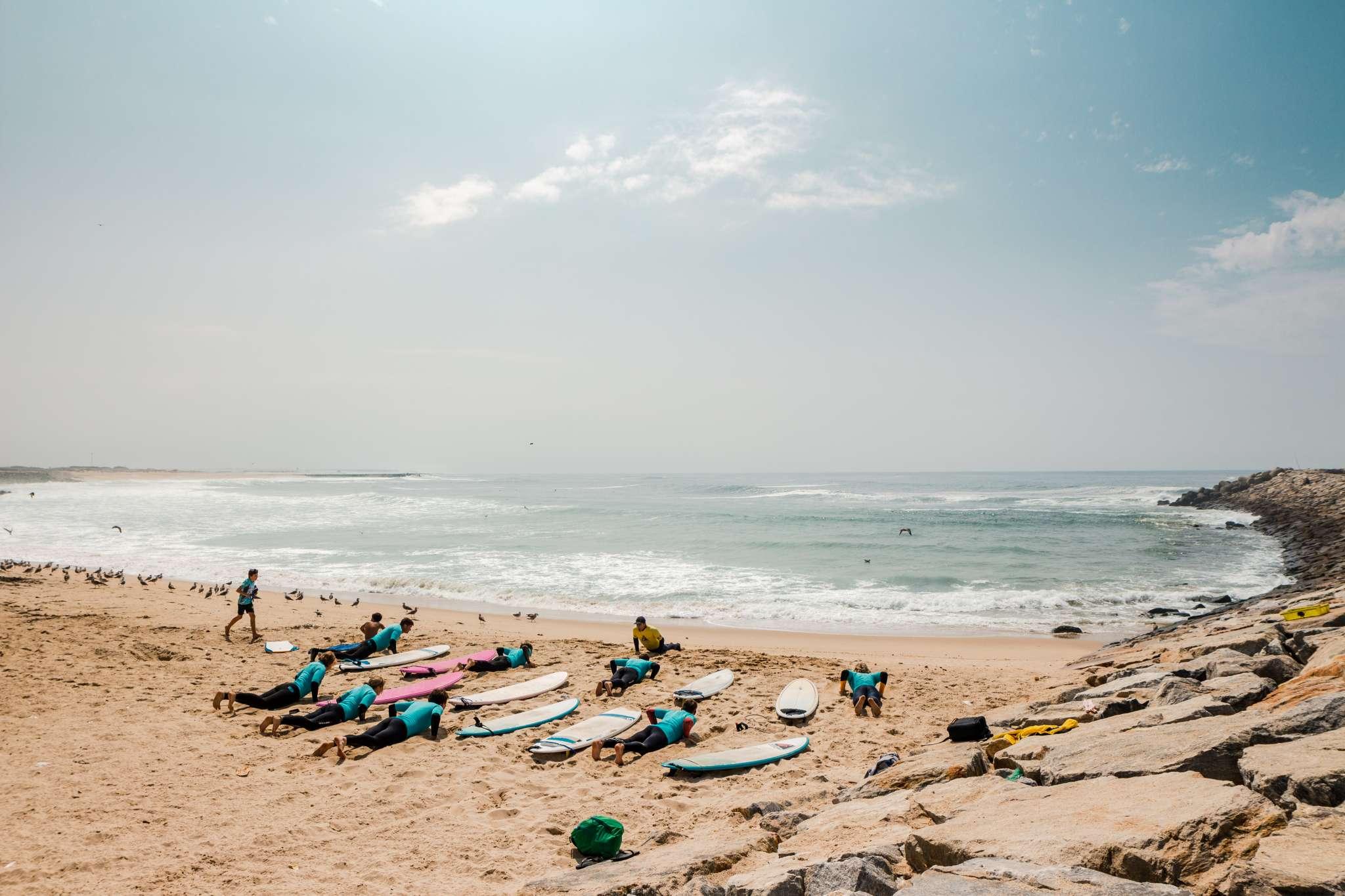 Stretch Surf Spot Espinho