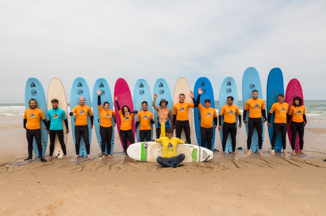 Surf Camp Portugal