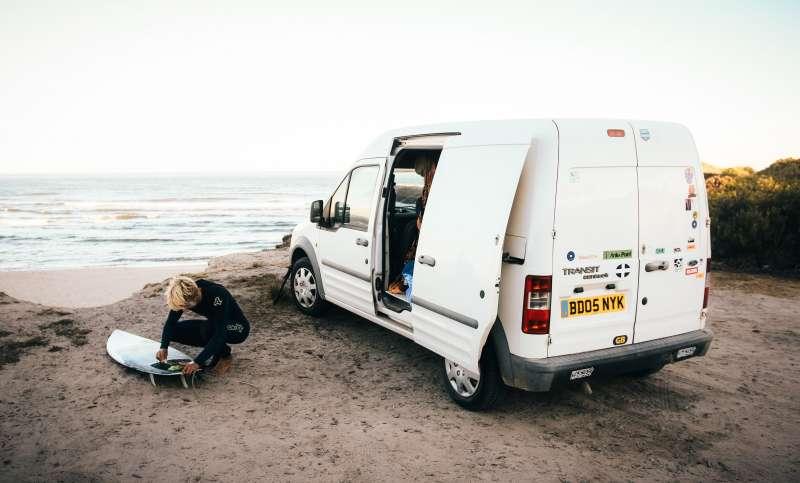 Surf Van Life