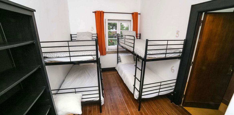 Porto Hostel bedroom